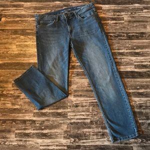 Calvin Klein Slim Boyfriend size 10 jeans